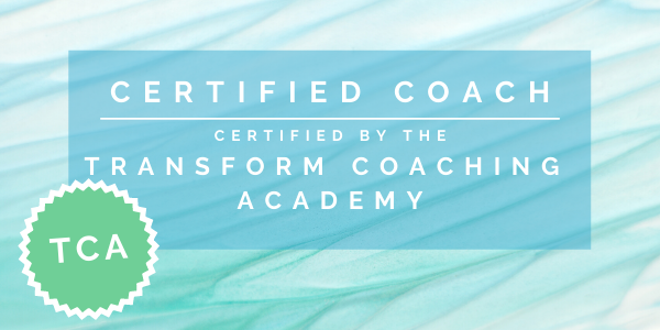 Transform Coaching Academy Badge